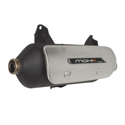 Pot maxiscooter Tecnigas new maxi 4 adaptable yamaha 125 xenter 2012>-mbk 125 oceo 2012> (homologue ce)