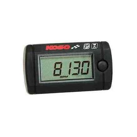 Mini compteur Koso tr/min et temps moteur