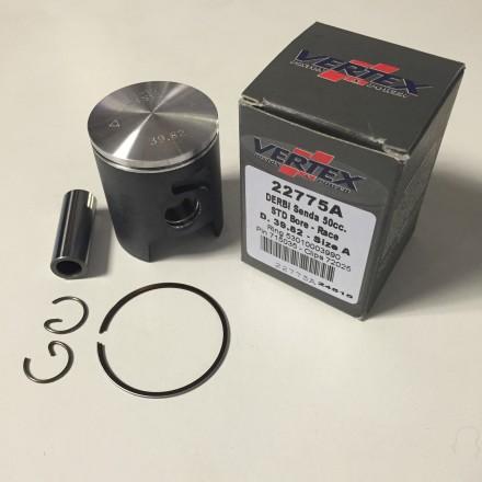 Piston Vertex coulé pour Derbi 39.82 mm