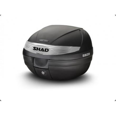 Topcase SHAD SH29 Noir brut