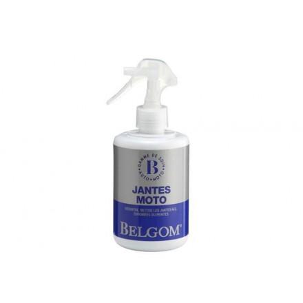 Belgom Jantes Moto (PULVERISATEUR 250ml) - 250 ml