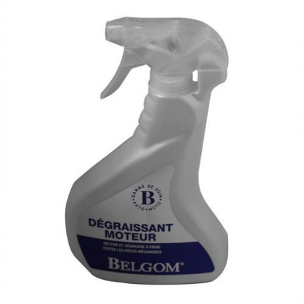 Nettoyant dégraissent moteur Belgom - 500ml