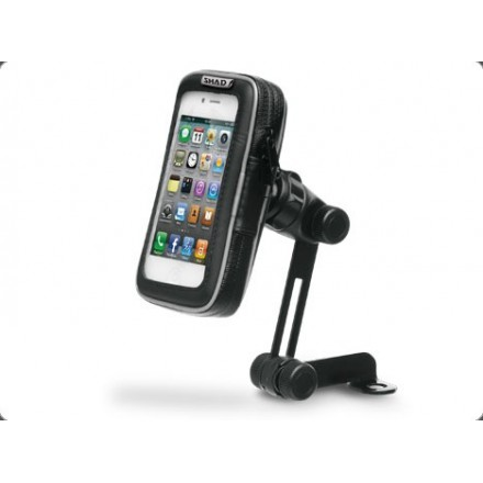 Support rétroviseur Smart Phone SHAD SG20M - 3,8""