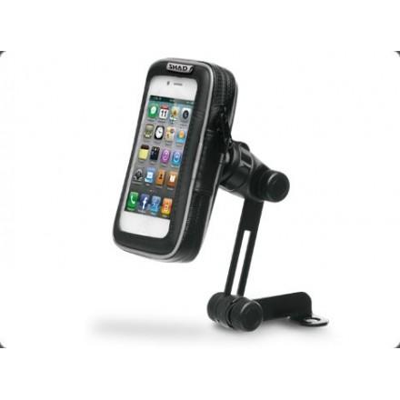 "Support rétroviseur Smart Phone SHAD SG20M - 3,8"""