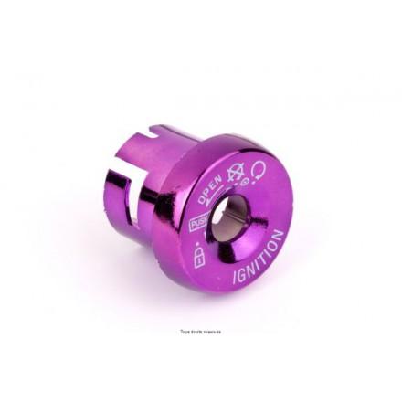 Capuchon contacteur a clé adapt Booster 2004/Nitro Violet