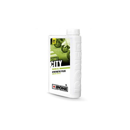 Huile Ipone SCOOT CITY 2T 2Litres