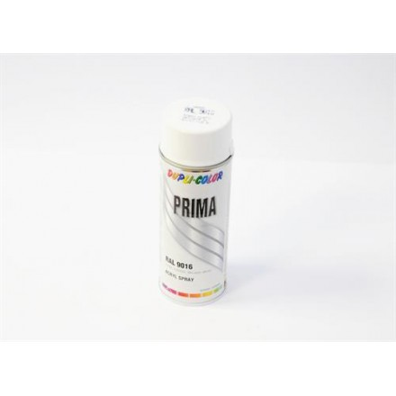 Bombe de peinture Dupli-Color Prima GelTech Noir (400ml)