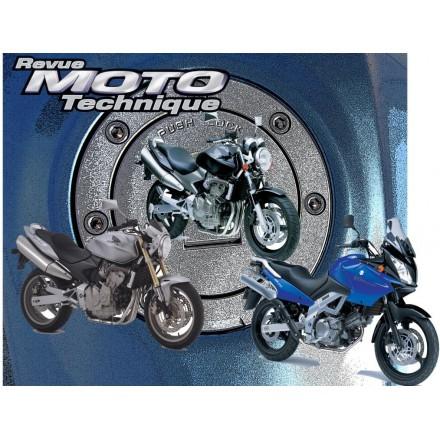 Revue Moto Technique RMT 138.1 CB 600F HORNET 03/05 DL 650 04/05