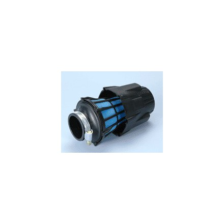 Filtre à air Polini Blue Air Box D. 37mm