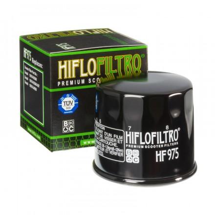 HF975 Filtre à huile HIFLOFILTRO HF975 pour Honda NSS300 Forza 13-16 HIFLOFILTRO Filtre à huile