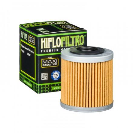 HF182 Filtre à huile HIFLOFILTRO HF182 PIAGGIO 350 BEVERLY 2011- HIFLOFILTRO Filtre à huile