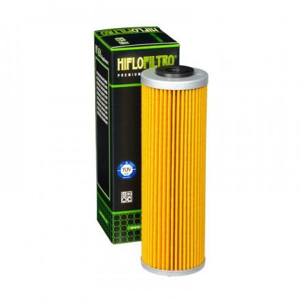 Filtre à huile HIFLOFILTRO HF651 pour KTM 950 LC8 Adventure 2003-2008