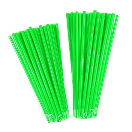 Couvre rayon NoenD Vert Fluo 76pcs