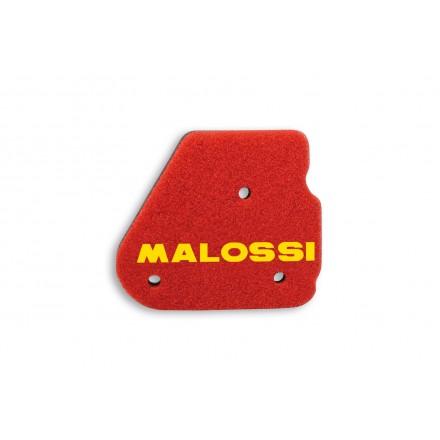 Mousse de filtre à air Malossi Double Red Sponge pour APRILIA 50 Area 51 98 à 01, APRILIA 50 SR/Sonic