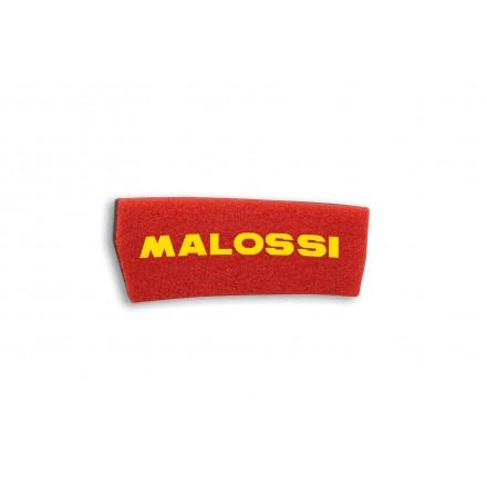 Mousse de filtre à air Malossi Double Red Sponge pour APRILIA SCARABEO 50 2T (MINARELLI)