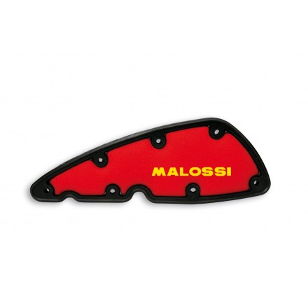 1415662 Mousse de filtre à air Malossi Red Sponge pour PIAGGIO 350 Beverly, 350 X10 MALOSSI Filtres à air