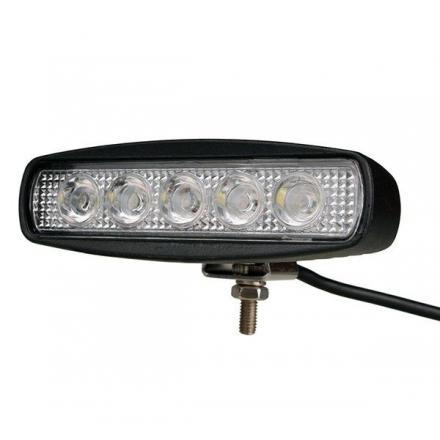 Projecteur Rectangulaire 5 LED 15W-1000 Lumens