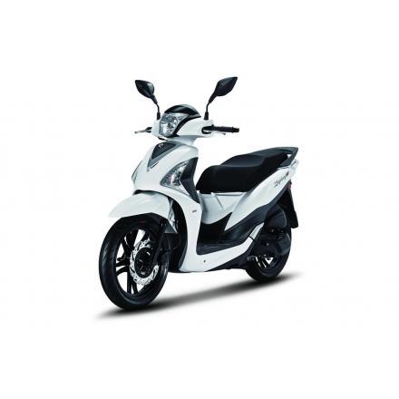 SYMPHONY ST 125 BLANC - EURO 4 - FP Moto