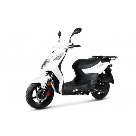 X'PRO 125 BLANC - EURO 4