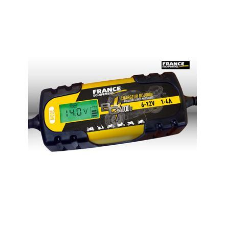 Chargeur de Batterie France Equipement BC 4000 E