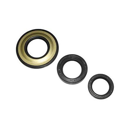 Joint Spi Moteur Maxiscooter adapt. Piaggio 125 Vespa T5 (3 Pieces) -Selection P2R-