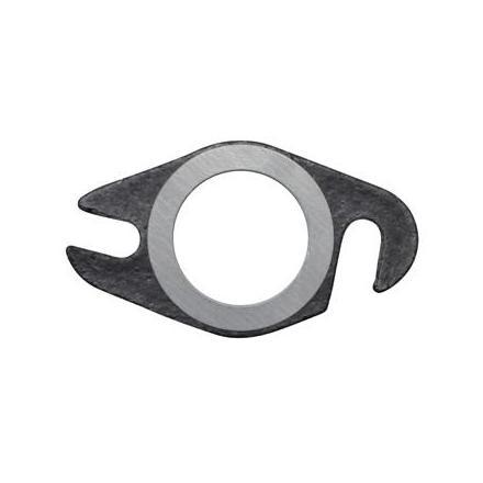 Joint Echappement Scoot adapt. MBK 50 Booster, Stunt-Yamaha 50 Bws, Slider (Bride Haute Qualite) (Vendu A L'Unite)  -Artein-