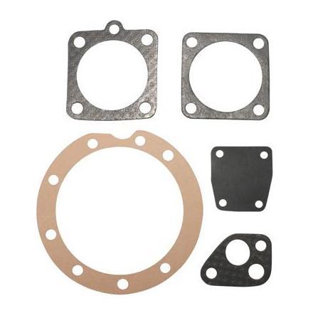 Joint Moteur Cyclo adapt. Solex (Pochette De 5 Joints, Membrane Noir)  -Selection P2R-