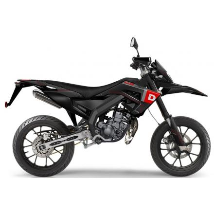 NEW SENDA RACING LIMITED 50 SUPERMOTARD 2018 Euro4