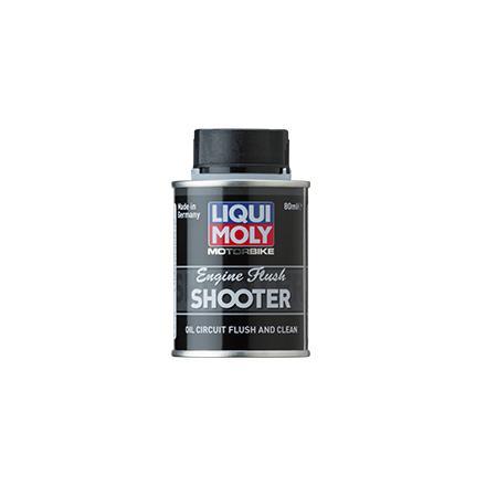 Additif Shooter Engine Flush LIQUI MOLY nettoyant vidange moteur 4T 80ml