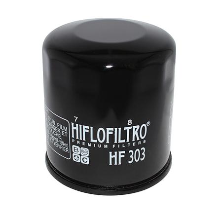 HF303 Filtre à huile HIFLOFILTRO HF303 POUR HONDA 500 CBS, 650 DEAUVILLE, 800 VFR-KAWASAKI 600 ER-6, 1700 VN, Z 1000, ZZR 1400-Y
