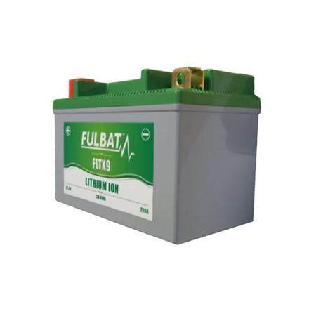 BATTERIE LITHIUM FULBAT YTX9 12V3AH LG150 L87 H105 COMPATIBLE YTX9-BS