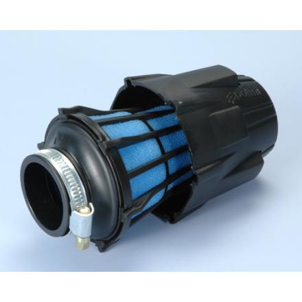 Filtre à air Polini Noir/Blue Air Box D. 32mm