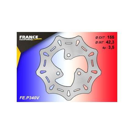 FE.P340V Disque de frein FE.P340V disque FRANCE EQUIPEMENT