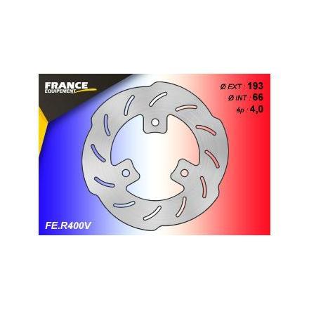 FE.R400V Disque de frein FE.R400V disque FRANCE EQUIPEMENT