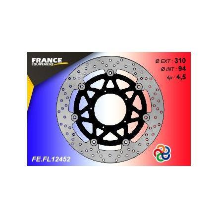 FE.FL12452 Disque de frein FE.FL12452 pour Moto HONDA 800 VFR F Abs (RC79A), 800 VFR X Crossrunner Abs (SC80A) Disques de frein