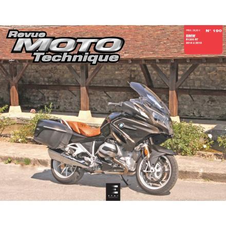 Revue Moto Technique RMT 190 R1200 RT (2014-2018)