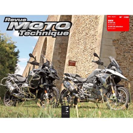 Revue Moto Technique RMT 186 R1200 GS - 2013 à 2017