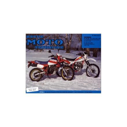 Revue Moto Technique RMT HS3.1 Honda XL 600 RD-RF-RH / Honda XL 600 LD-LE