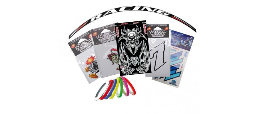 Kit déco et stickers