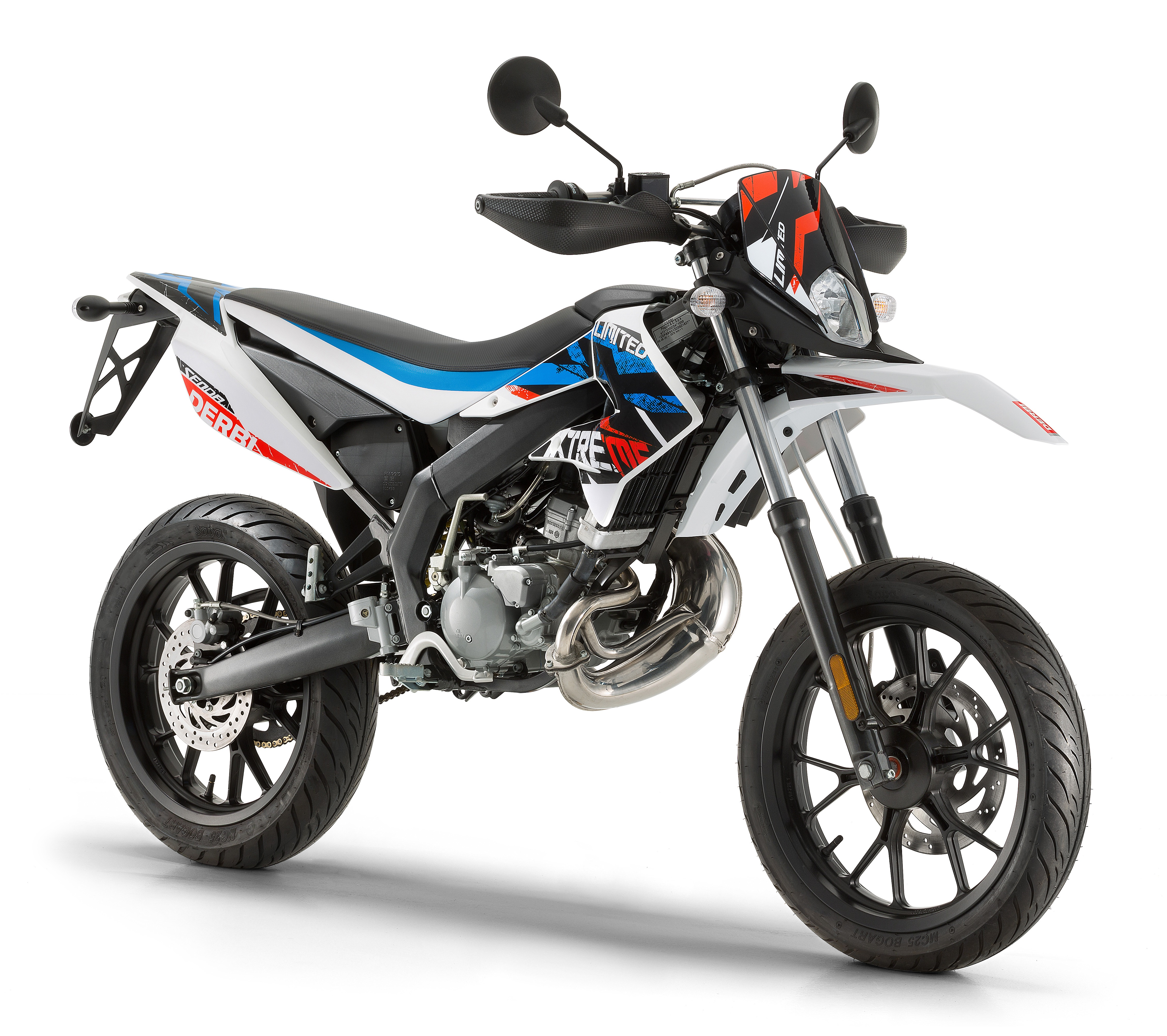 DERBI SENDA DRD X-TREME 50 SM LTD