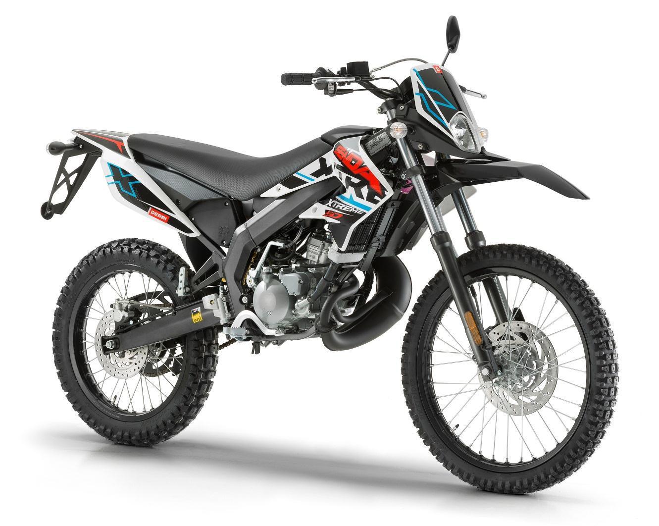 DERBI SENDA R DRD X-TREME 50 NOIR