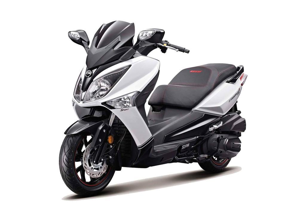 scooter 125cc fp moto. Black Bedroom Furniture Sets. Home Design Ideas