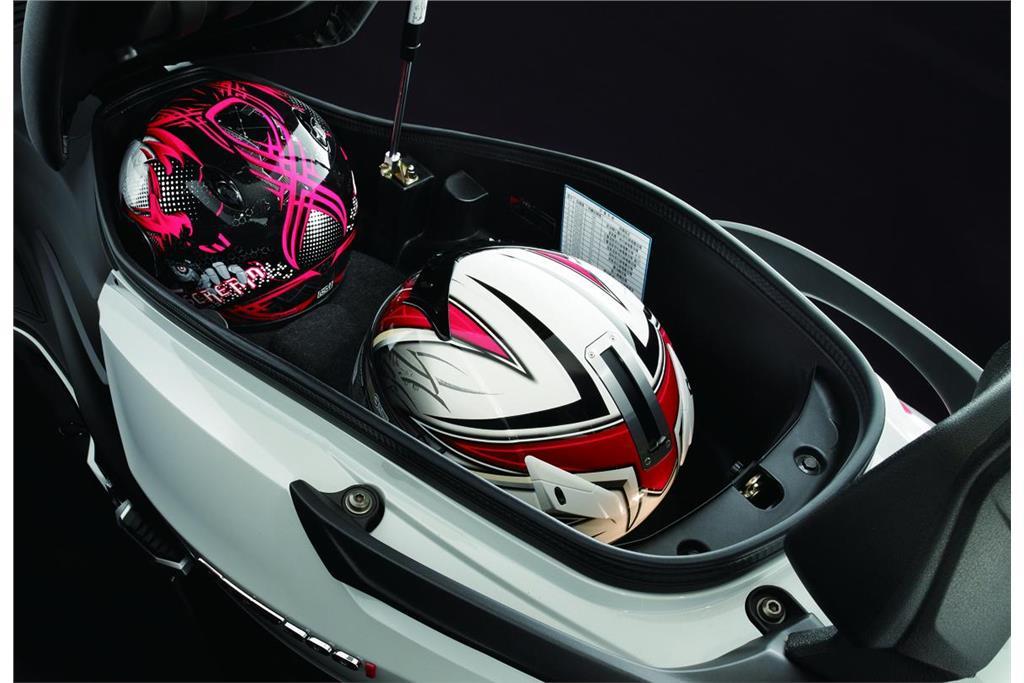 sym gts 125 efi sport edition fp moto. Black Bedroom Furniture Sets. Home Design Ideas