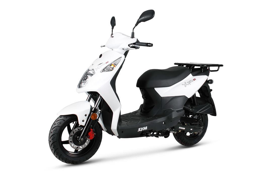 X-PRO 125 BLANC