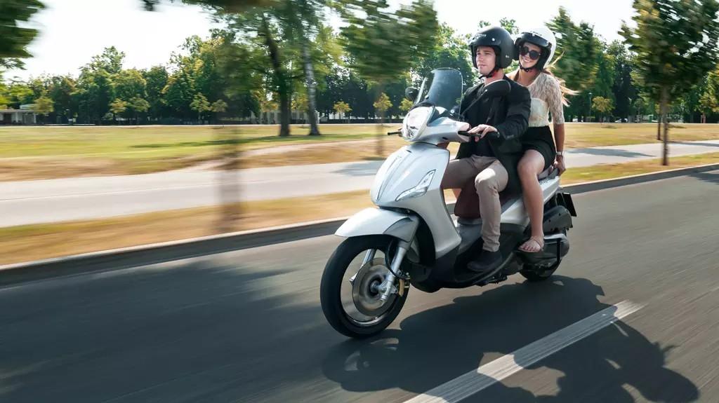 pneumatiques de scooter